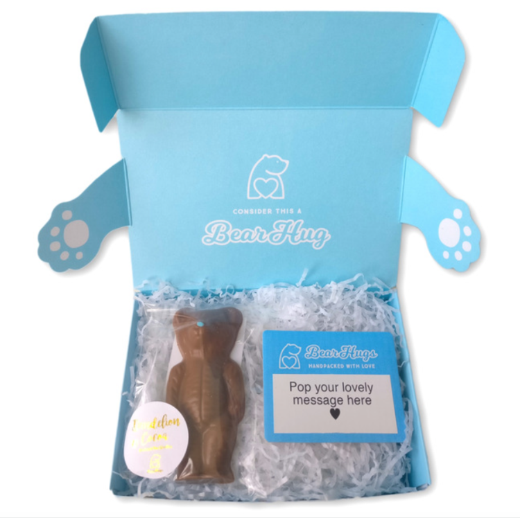 bearhugs hug in a box easter chocolate present