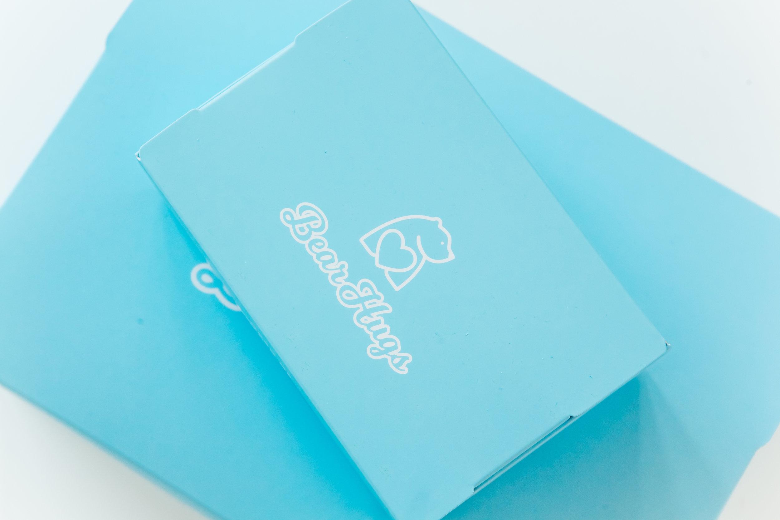bearhugs gifts hug box easter bank holiday posting