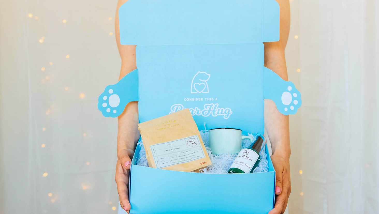 Thoughtful fathers day gifts to send by post bearhugs