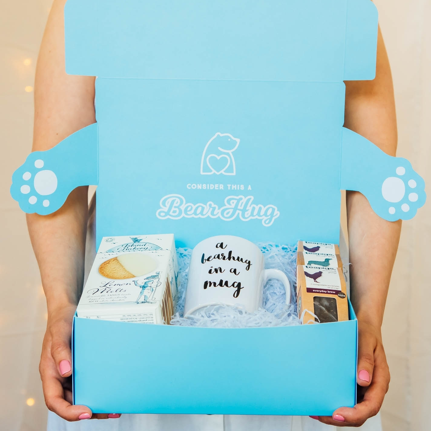 thank you gifts for teachers to send bearhugs hug in a box