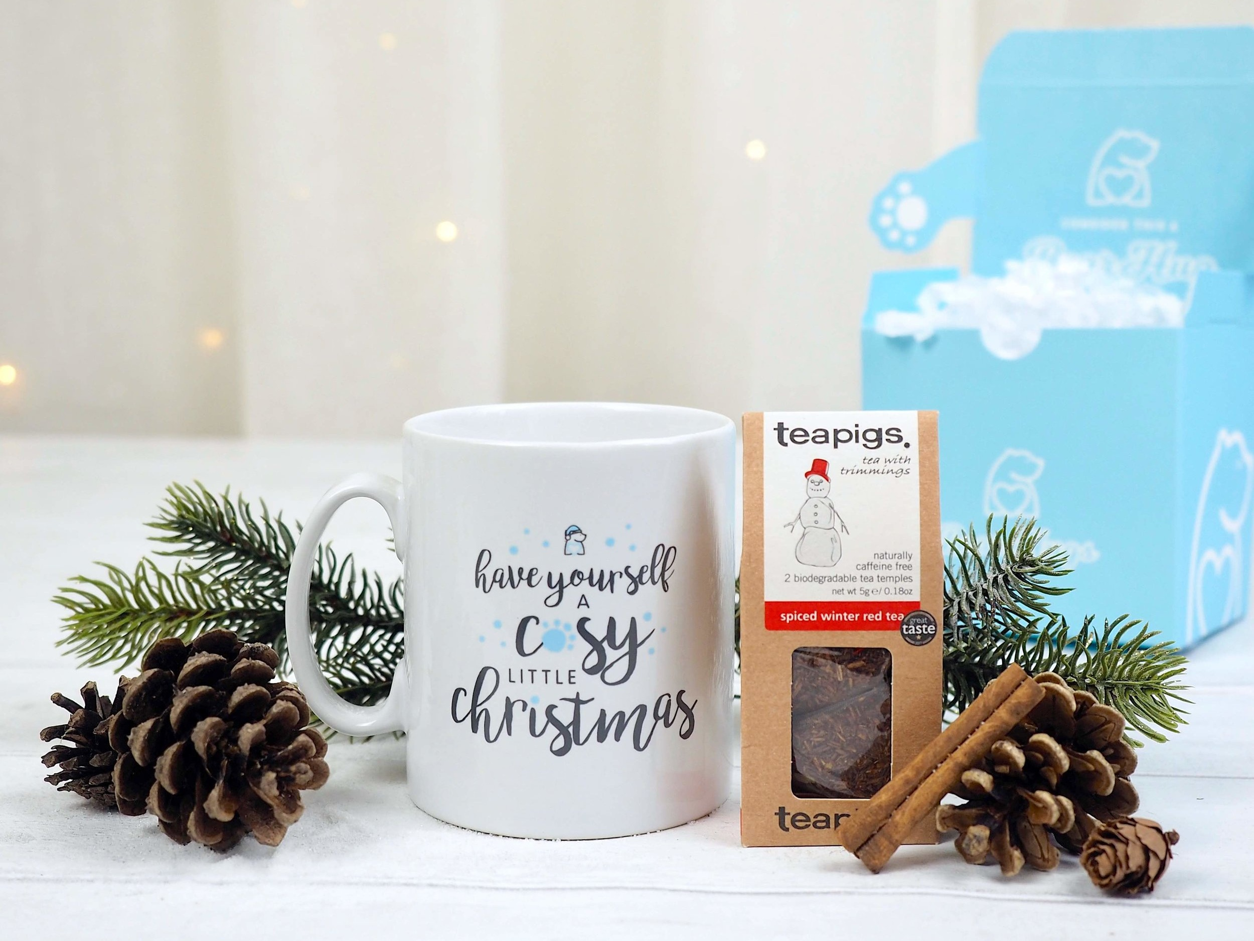 Looking to make a Christmas Corporate order?       Find out more about our Corporate Christmas hugs   here .