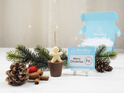 Five Corporate Christmas Gift Ideas Bearhugs Gifts Send A Hug In A Box Thinking Of You Gift By Post