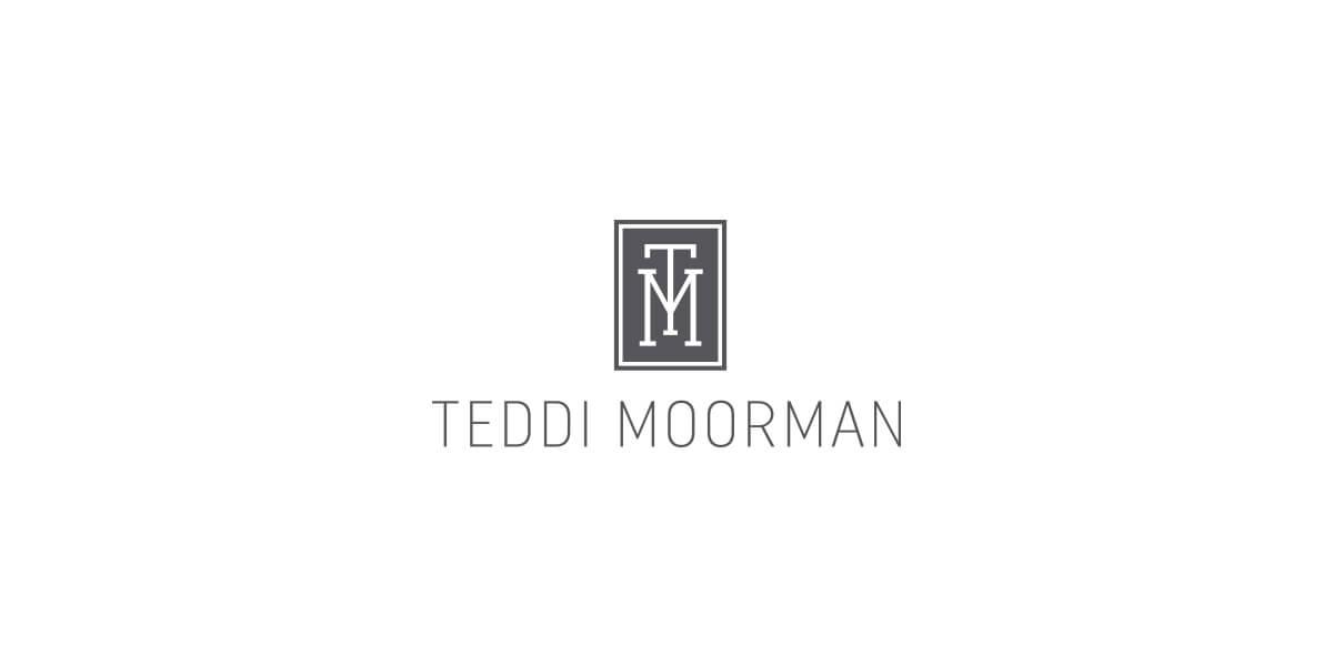 Teddi Moorman logo | Michael Hoss Design | Graphic design Nashville, TN.jpg