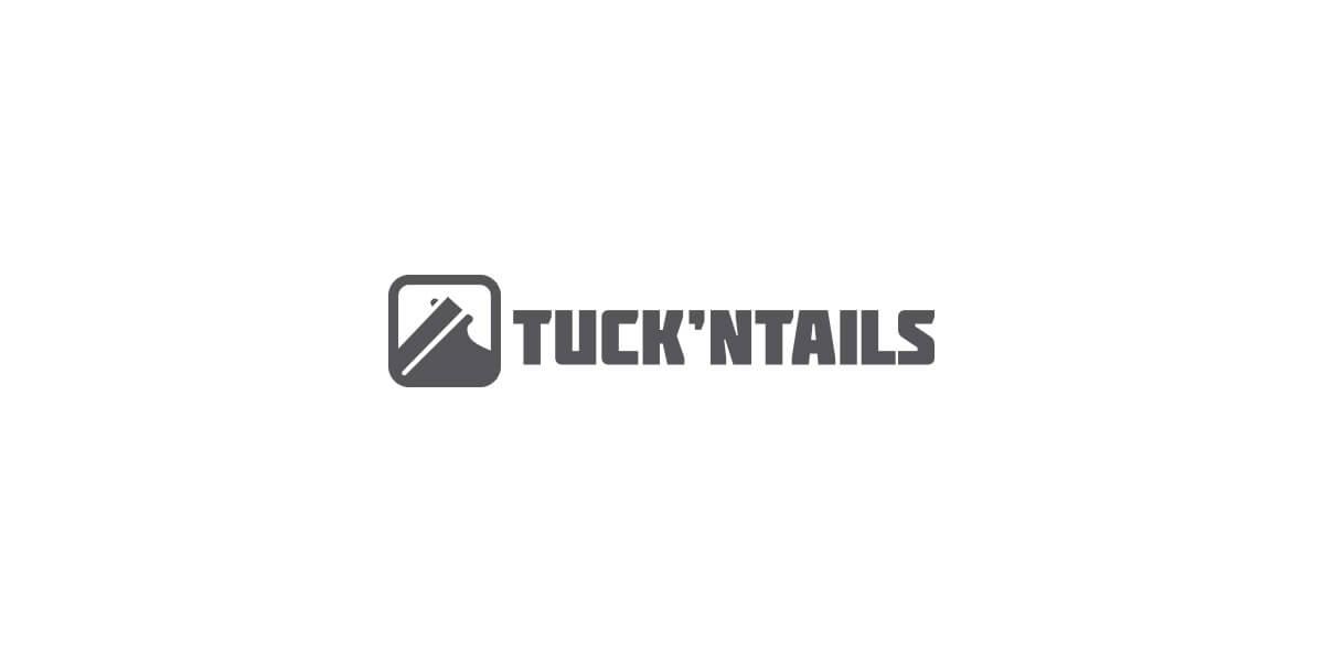 Tuck'nTails logo | Michael Hoss Design | Graphic design Nashville, TN.jpg