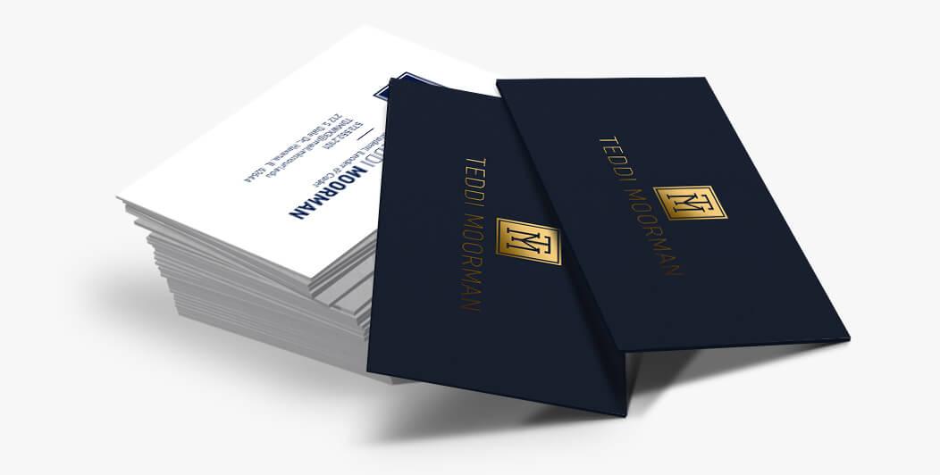Business card design Nashville, TN | Michael Hoss Design