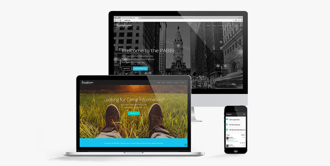 Web design Nashville | Michael Hoss Design