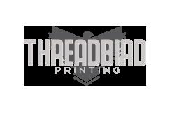 Threadbird Logo| Michael Hoss Design | Graphic design Nashville, TN.