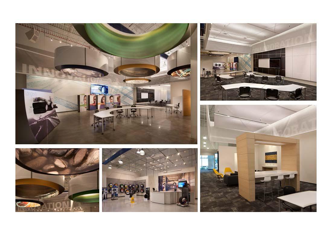 Michelin Collaboration Center