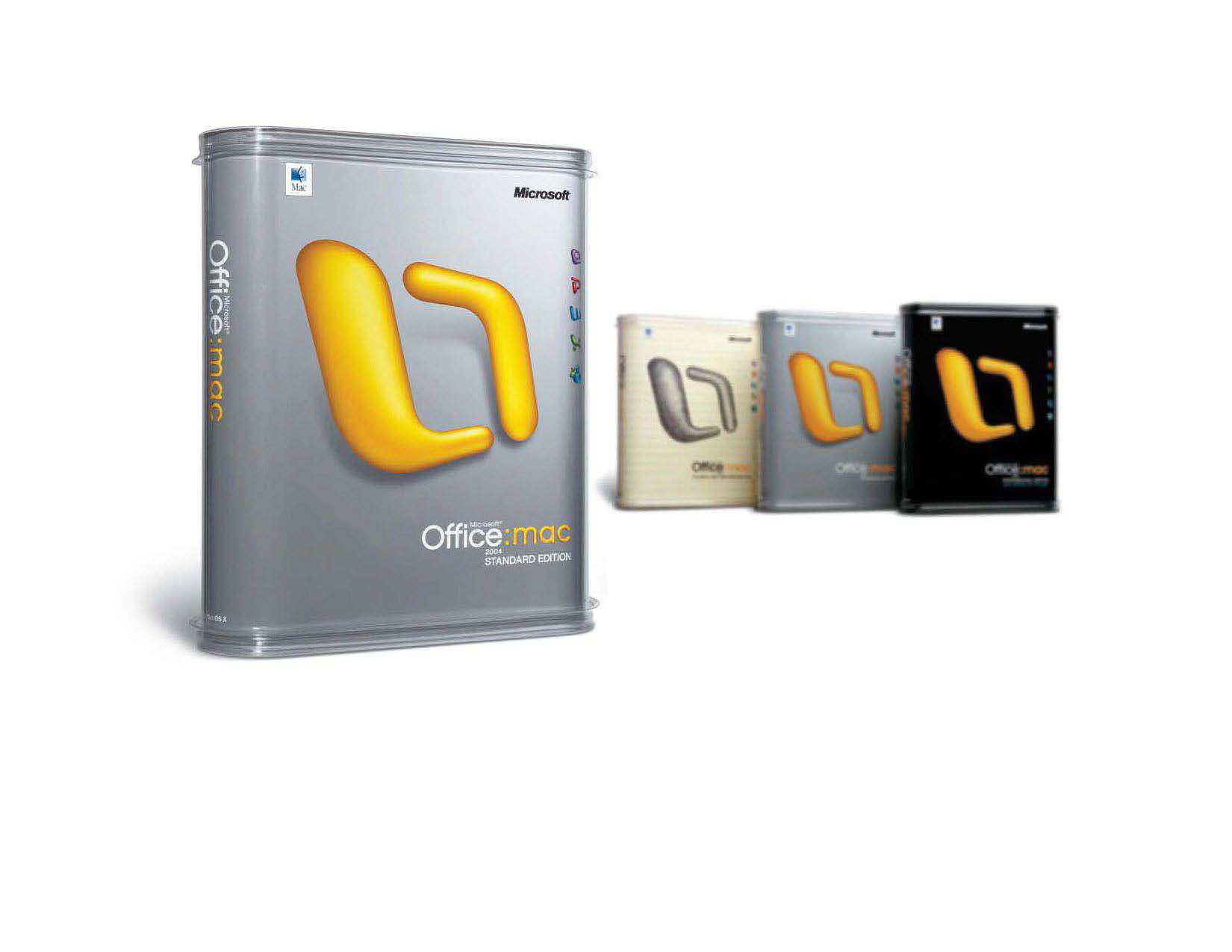 Office:Mac 2005 by Microsoft