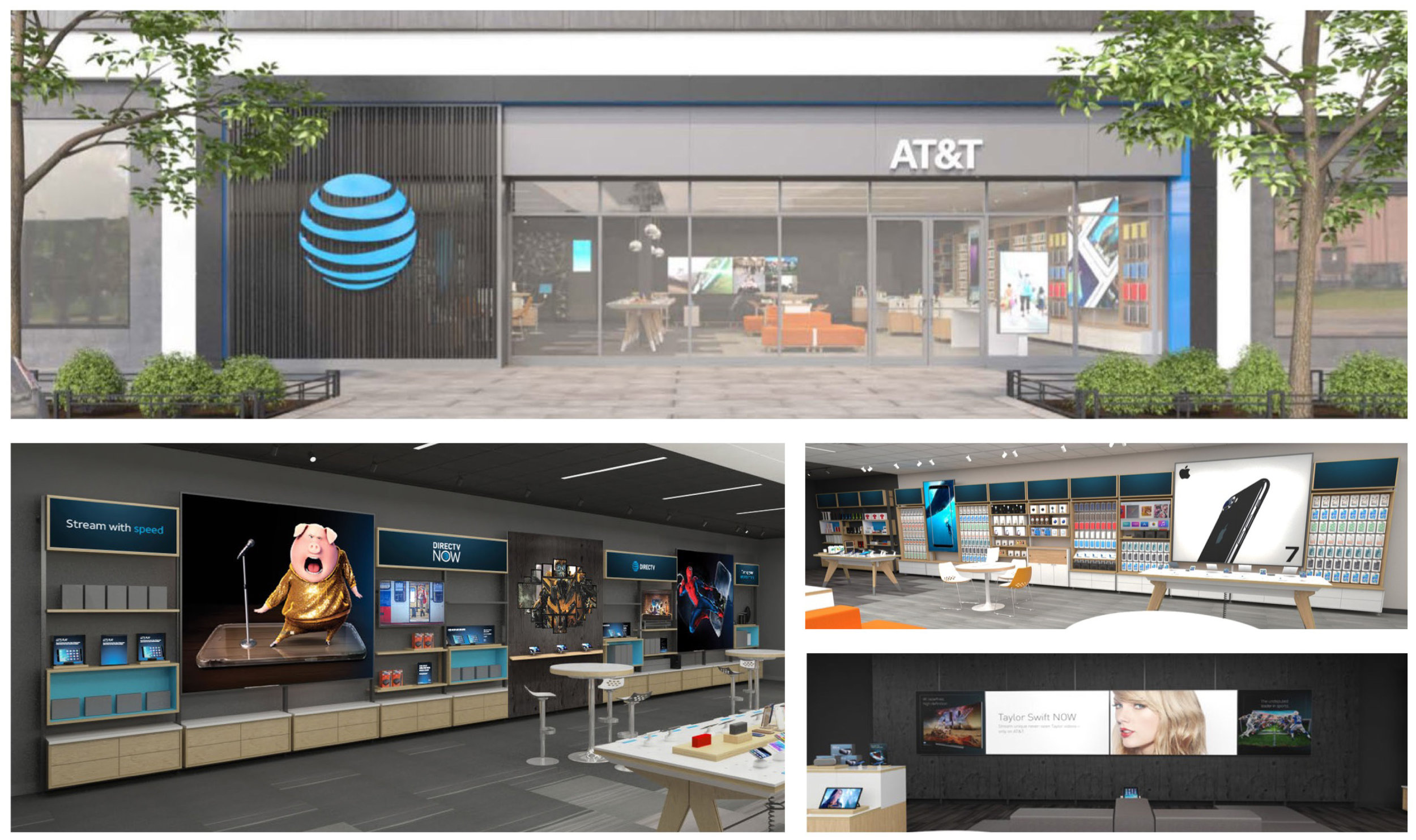AT&T Retail Store