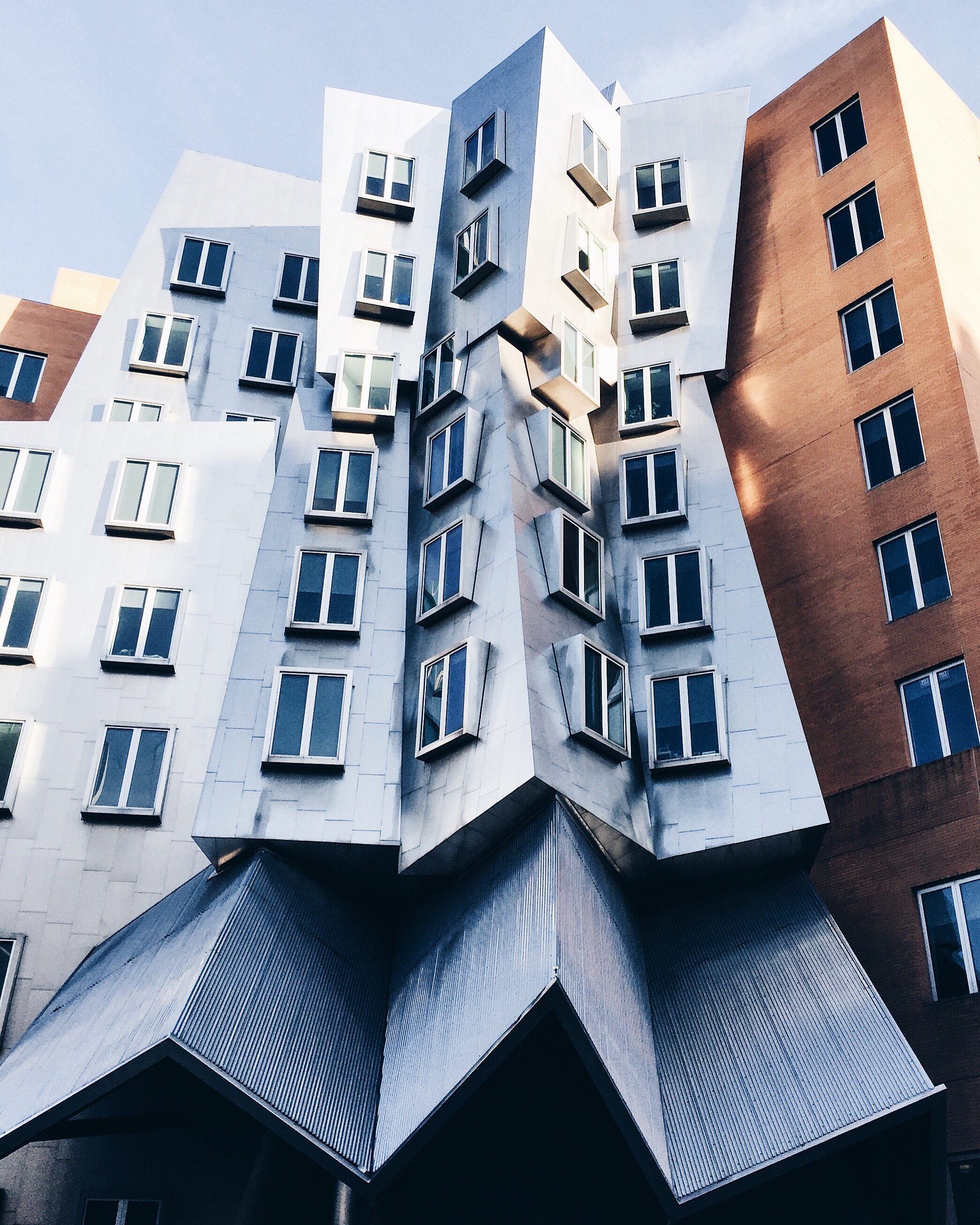 Stata Center by Frank Gehry