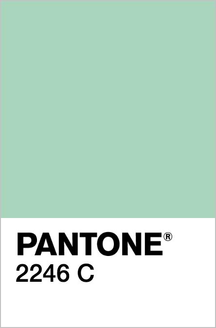 lime green pantone .png