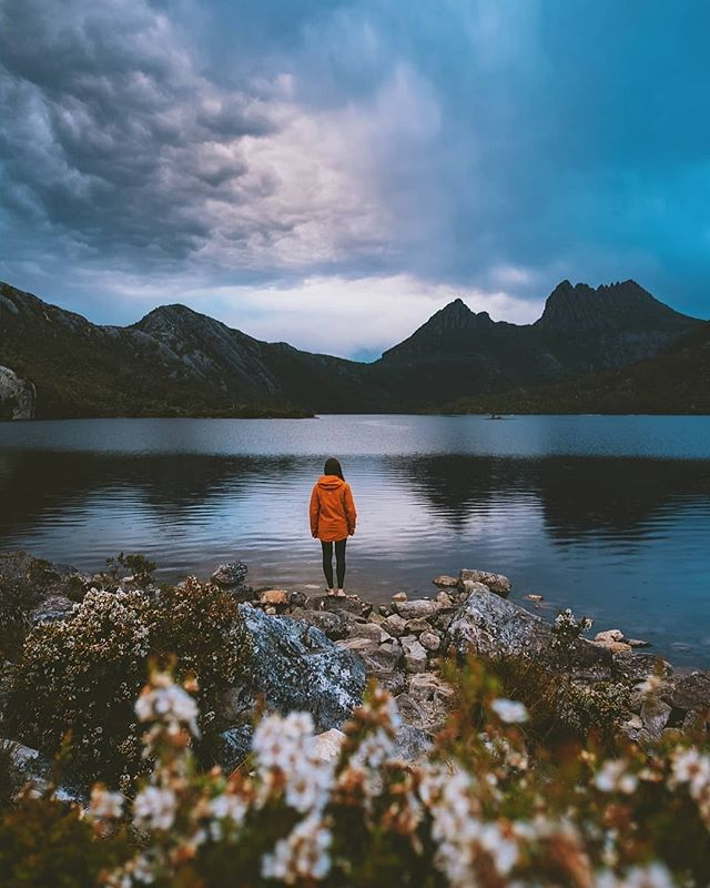 The views from Dove Lake are totally worth the drive!⁠ ⁠ You can take a short trip from @big4_launceston and check it out for yourself! ⁠ ⁠ LINK IN THE BIO!⁠ ⁠ #ExploreBIG4 #BIG4 #BIG4HolidayParks #SeeAustralia #DoveLake #Tasmania