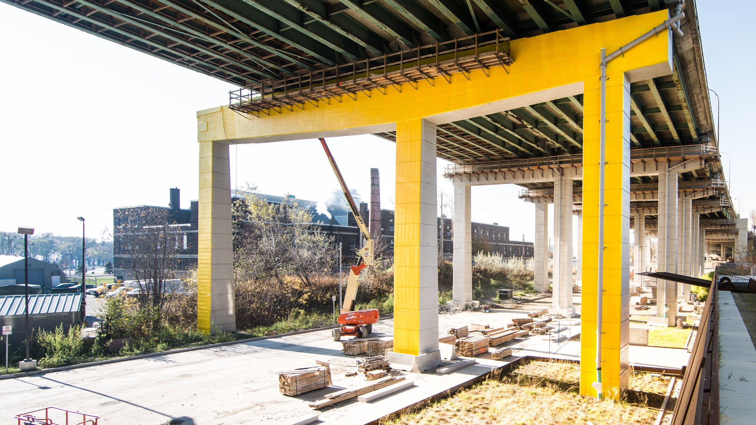 Public Installation for Project: Under Gardiner