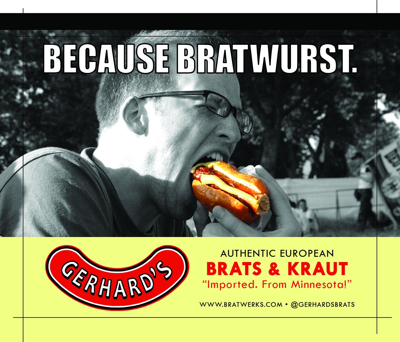 'Because Bratwurst' ad.jpg
