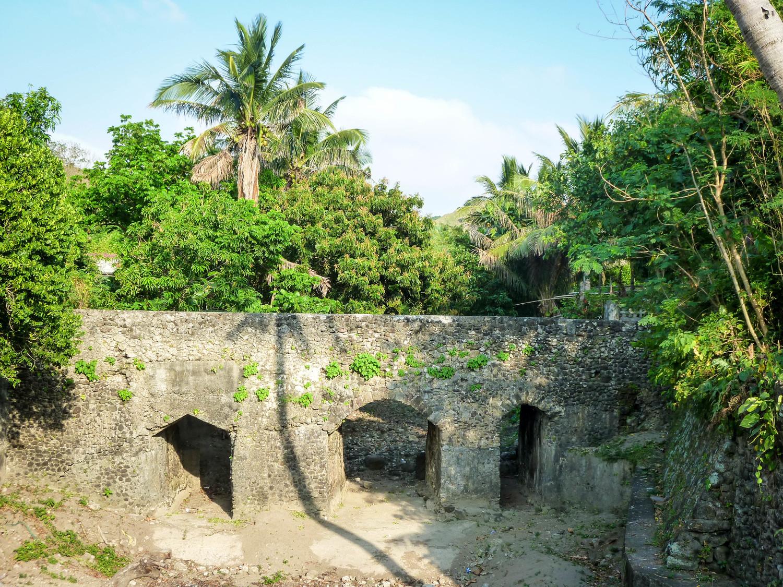 Pass over the oldest bridge in Batanes