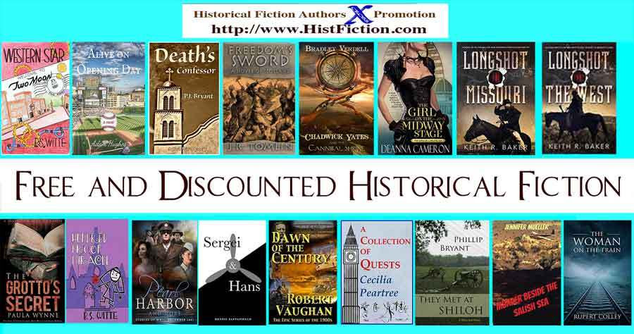 Free and Discounted Historical Fiction