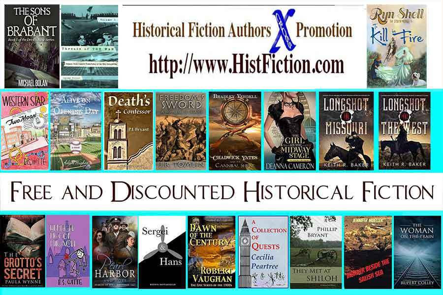 Historical Fiction Giveaway & Bargain Books