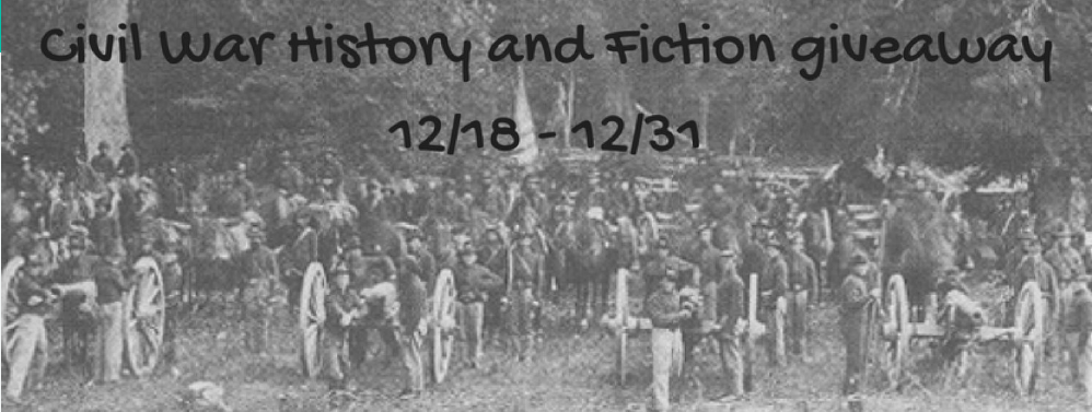 Civil War History and Fiction Giveaway