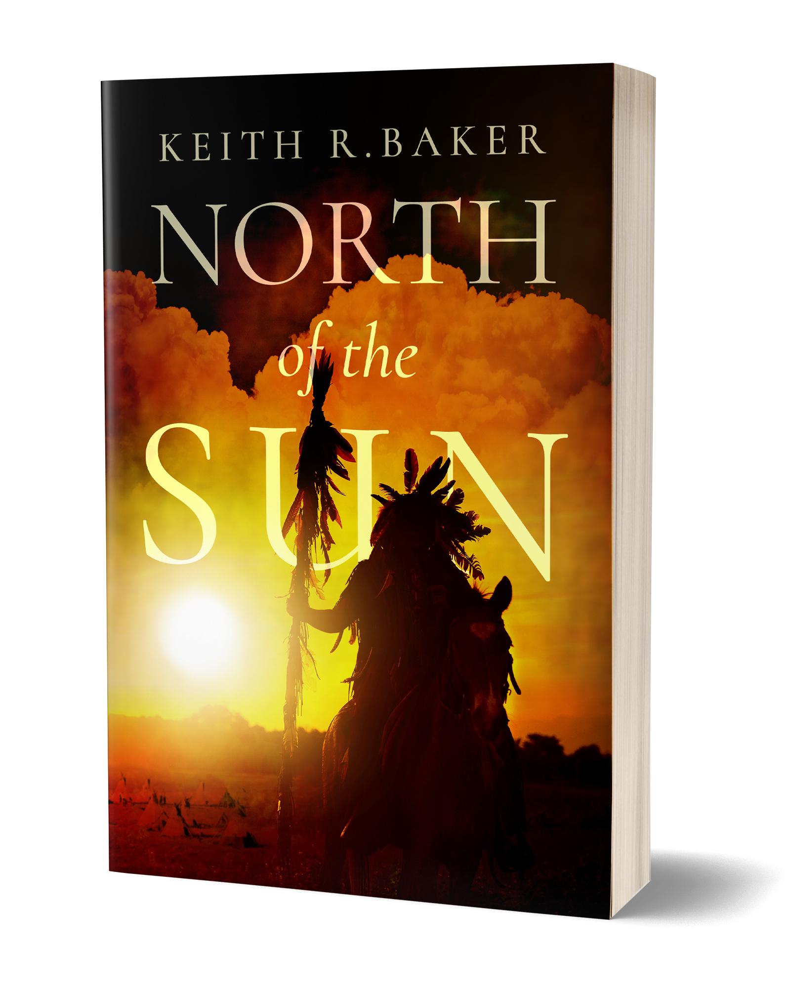 North of the Sun by Keith R. Baker || KeithRBaker.com