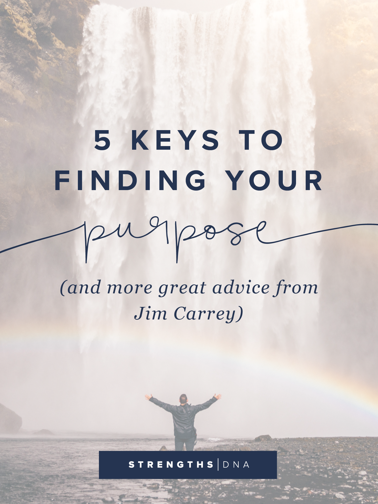 5 Keys to Finding Your Purpose