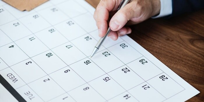 calendar - Upcoming events, deadlines, and more