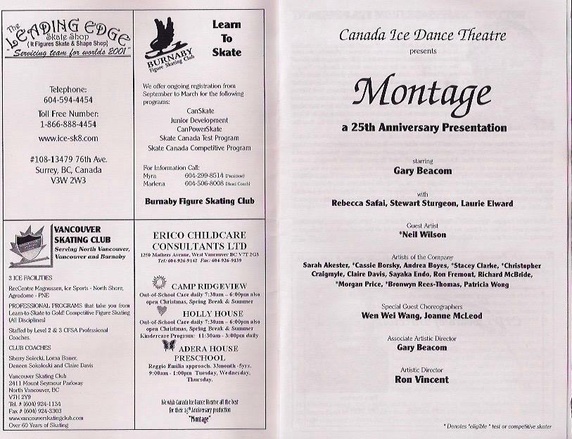 Montage 2001