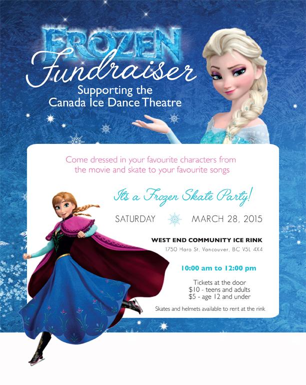CIDT 2015 Frozen Fundraiser