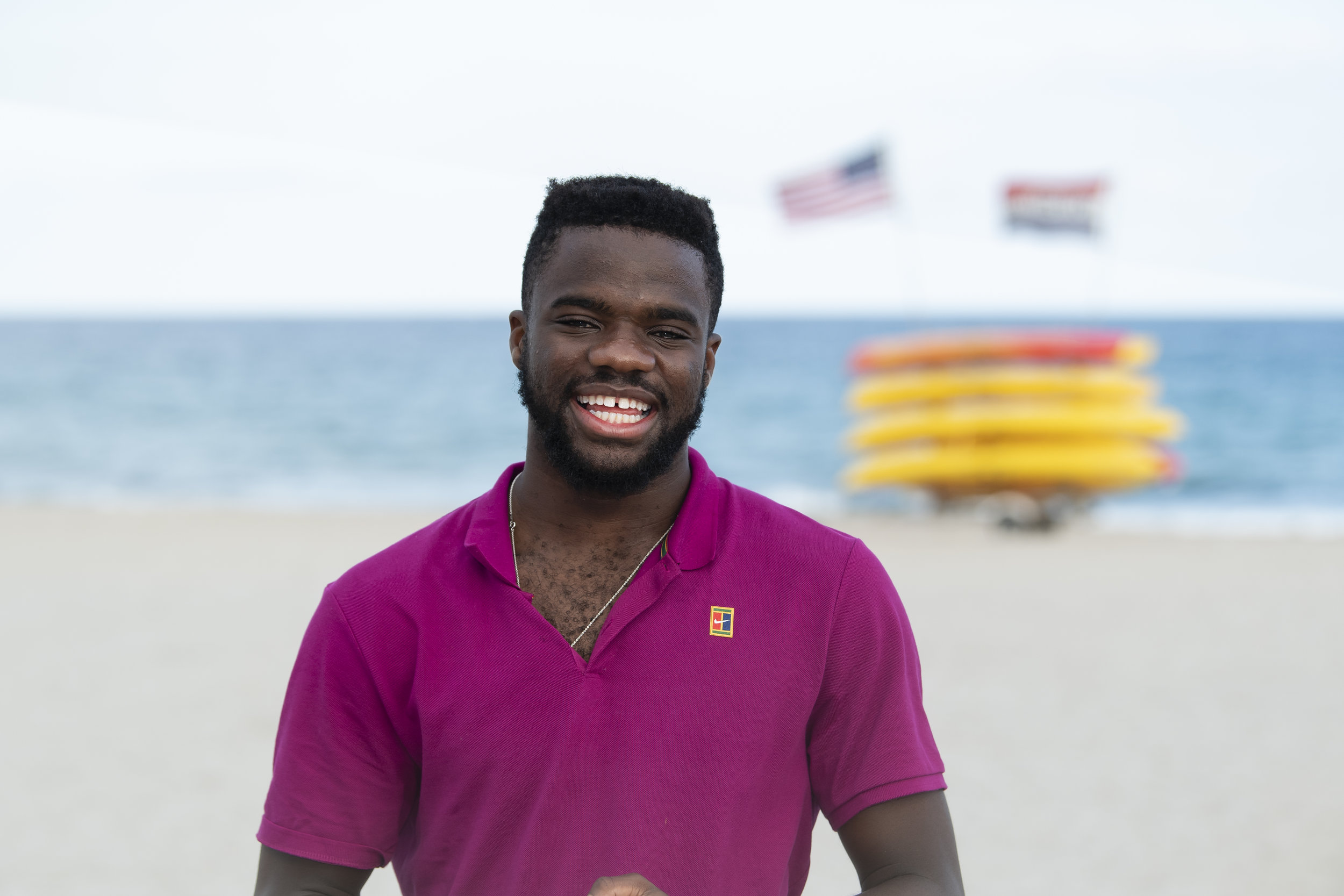 France Tiafoe DBO 2019 Credit Peter Staples ATPTour.com.jpg
