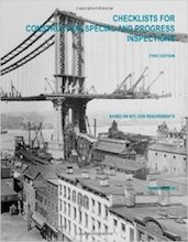 Checklists for Construction Special and Progress Inspections - 1st Ed Paperback – August 2 2013 - Naeem Anwar