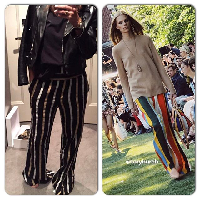 Stripes are always a good idea! #closette #personalshopper #styling #wardrobeedit #realwayvsrunway