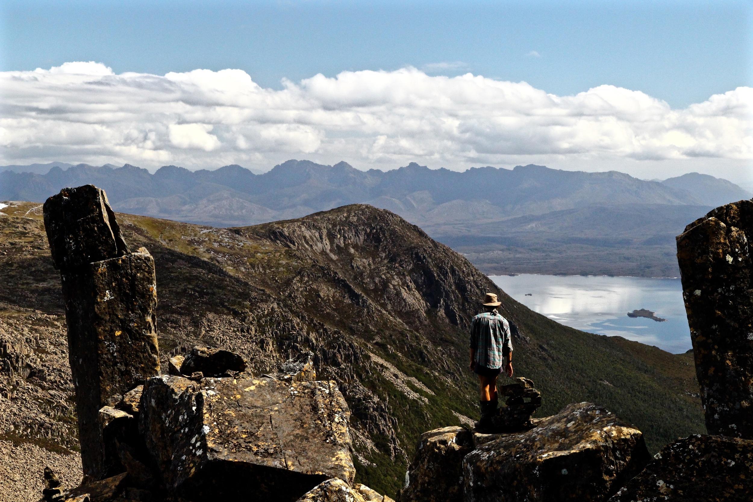 Wild Pedder - Mount Anne Summit