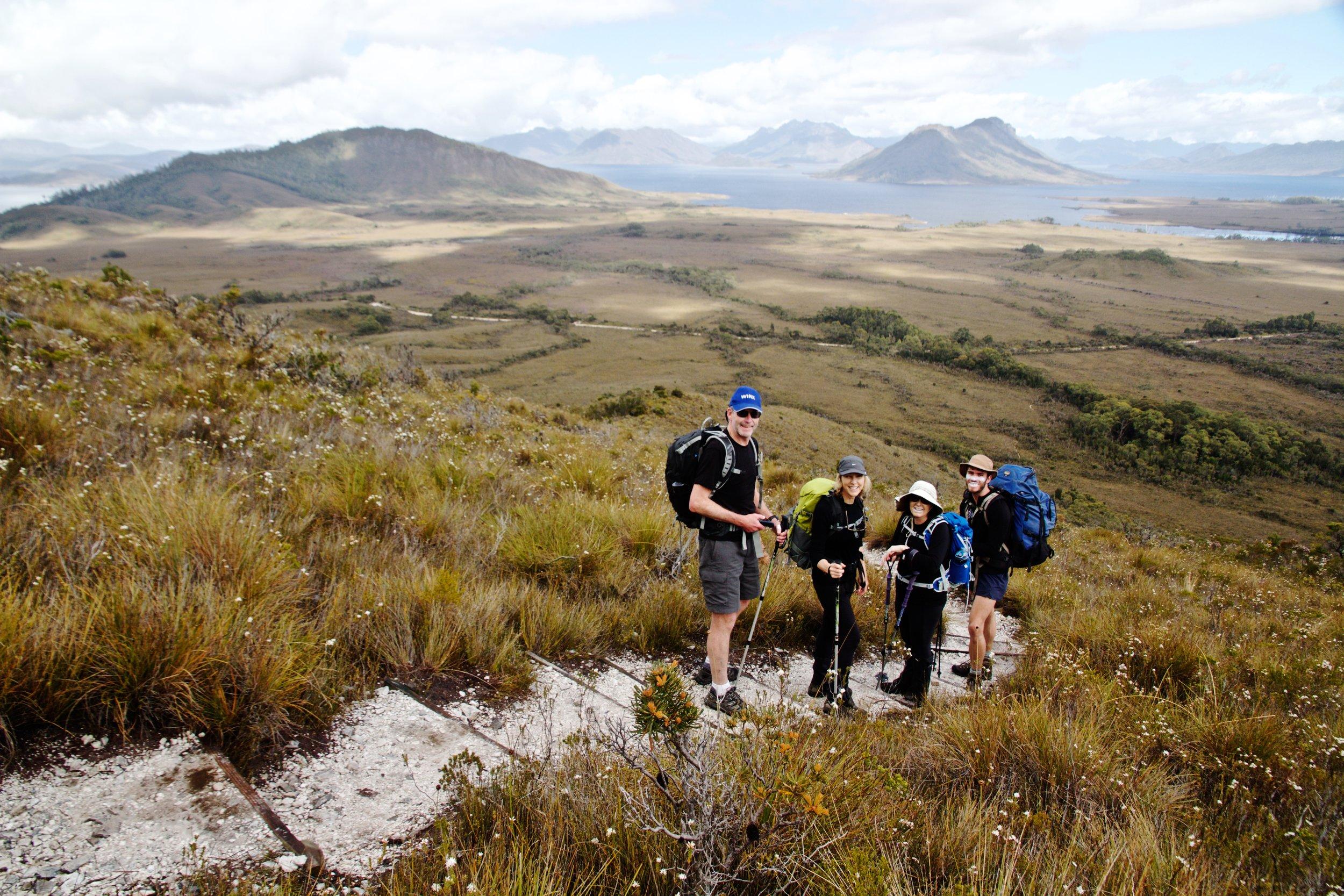 A Steady Hike Upwards