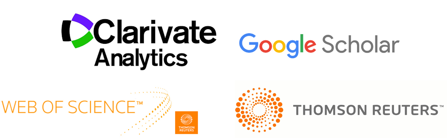 Indexed: Clarivate Analytics   Web of Science Core Collection, Conference Proceedings Citation Index (CPCI), and Google Scholar.