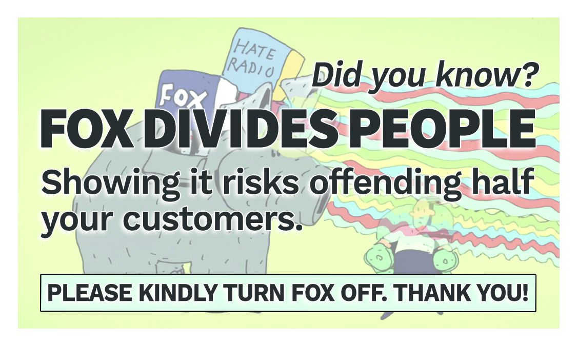 Buy FoxOff Campaign Cards