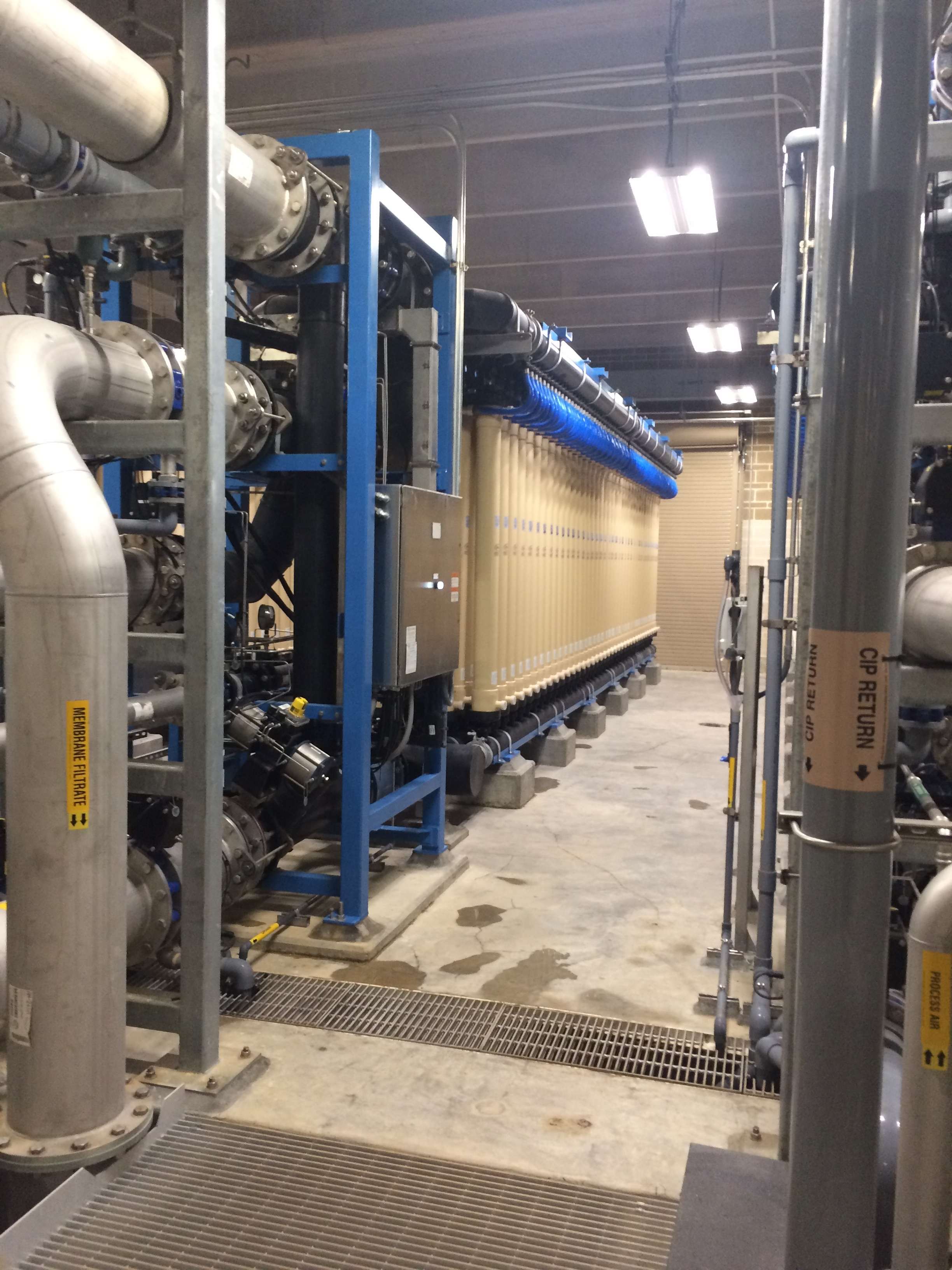 GRP Surface Water Treatment Facility