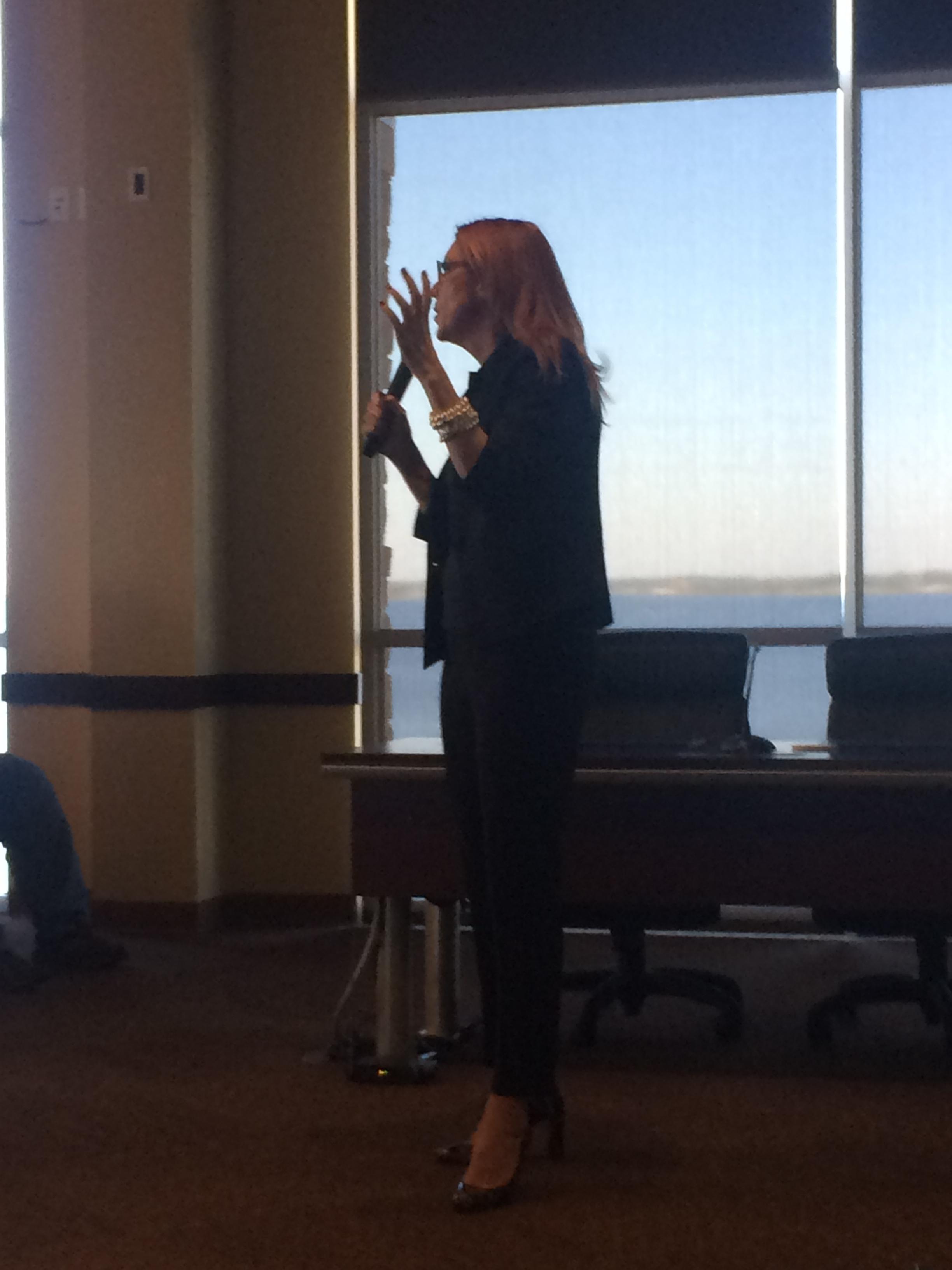 Heather Harward, Executive Director, H2O4TEXAS Coalition