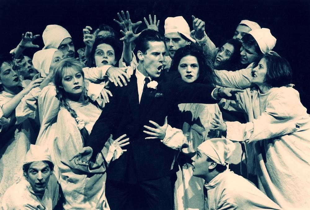 Martin Lane and company - 1991