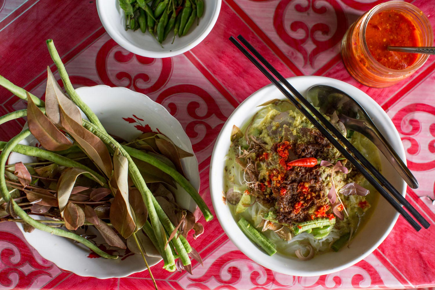 Siem Reap morning food tour