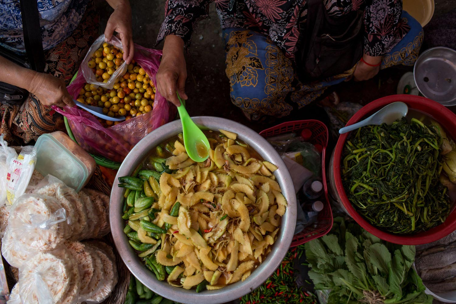 Siem Reap Food Tours evening tour