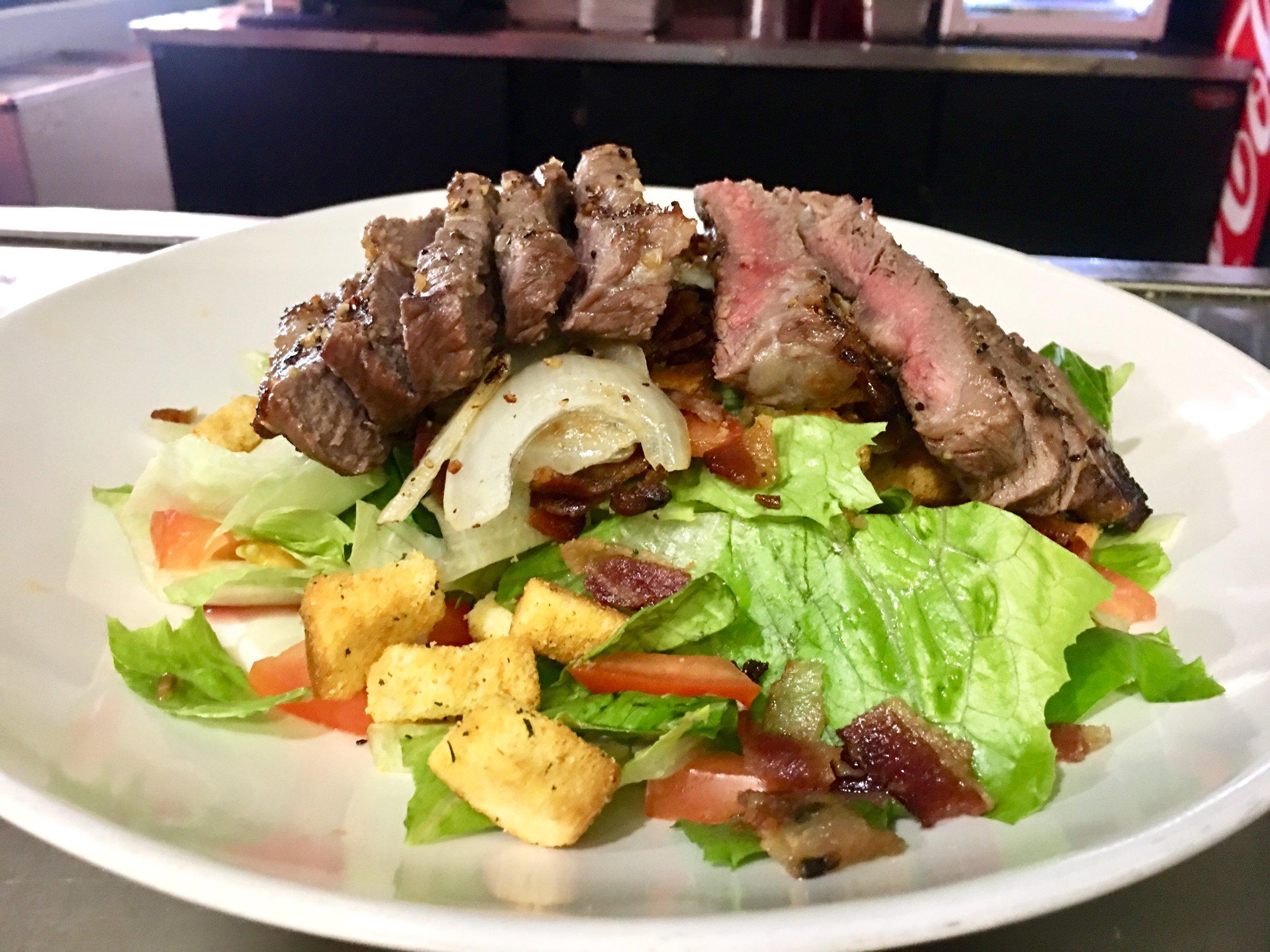 New York Steak Salad