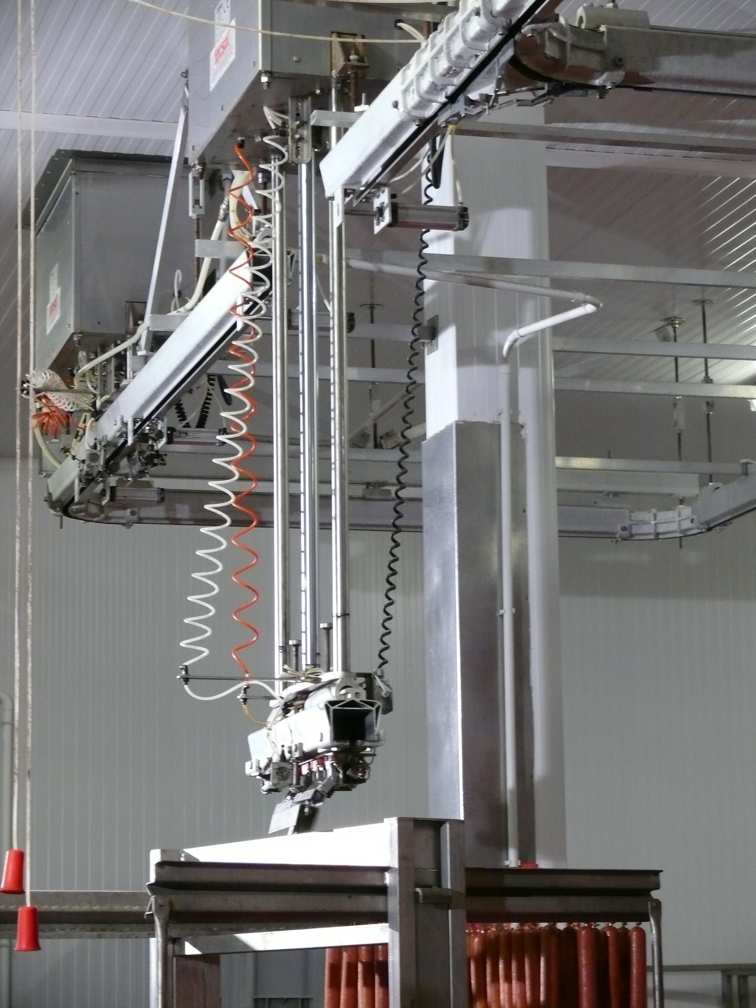 Lowerator for a Manual Load of a Salami Racks - 02.jpg