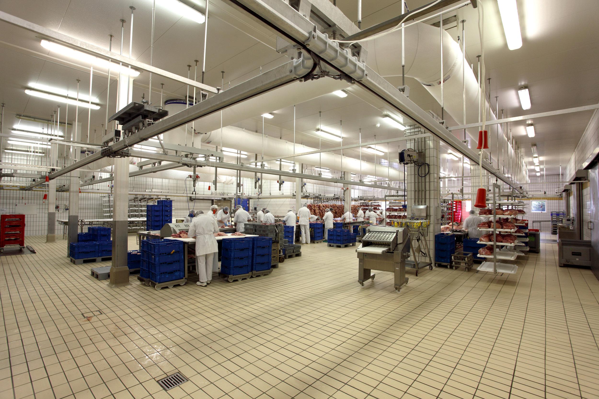 Fresh Meat Processing Area.JPG