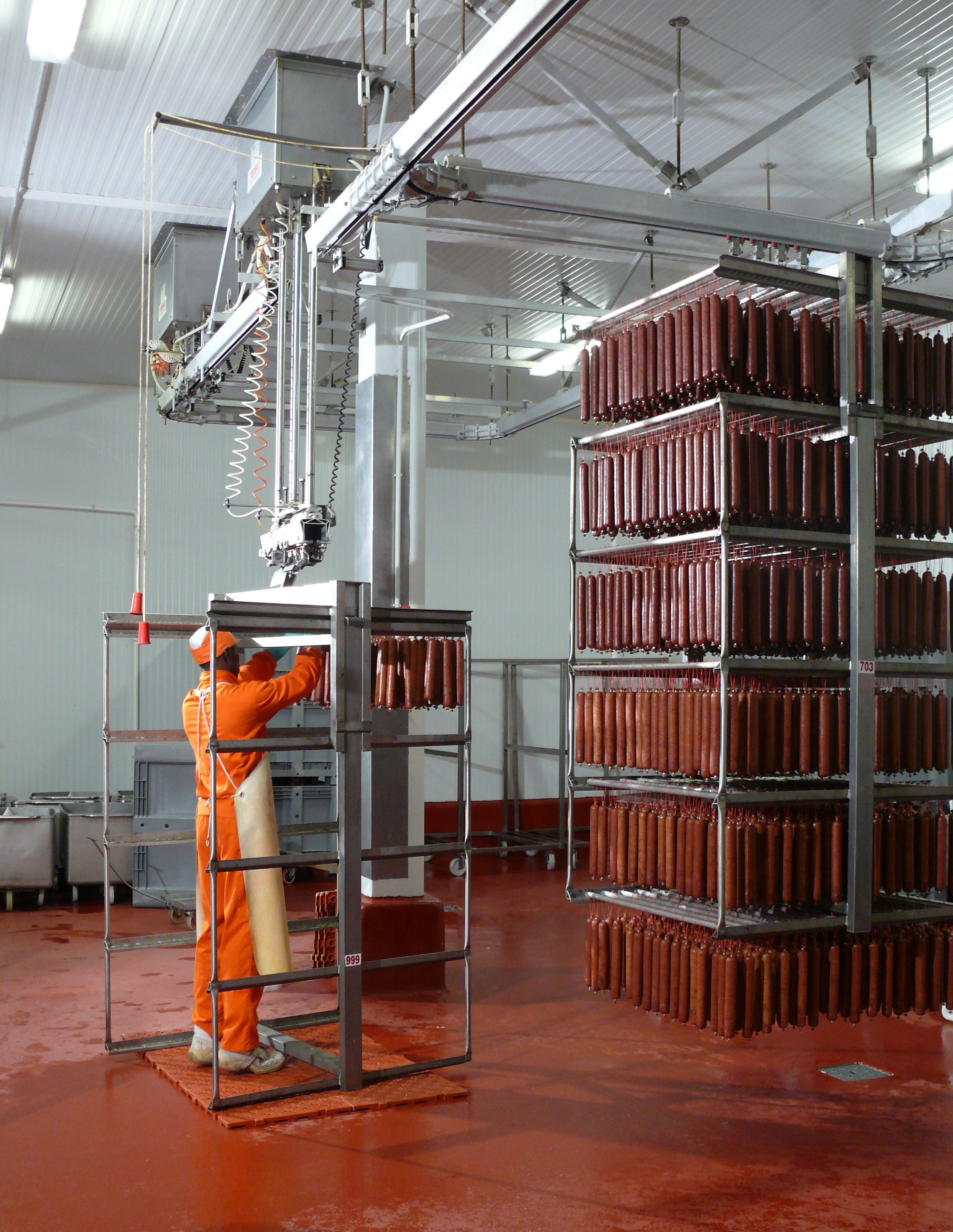 Lowerator for a Manual Load of a Salami Racks - 01.jpg