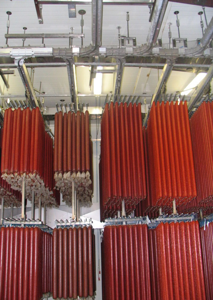 Rail and Racks During the Fermentation and Drying Process - 01.jpg