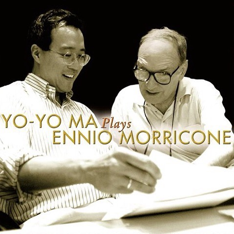 One of the finest classical recordings you're ever going to come across. A master composer. A master cellist. An experience that is simple out of this world. Thank you #yoyoma and #enniomorricone. #classicalmusic
