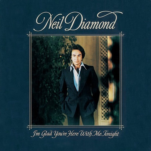 I'm glad you're here with me tonight is one of the greatest #neildiamond albums ever recorded and is sonically stunning - another incredible #70smusic release. #popmusic #easylistening
