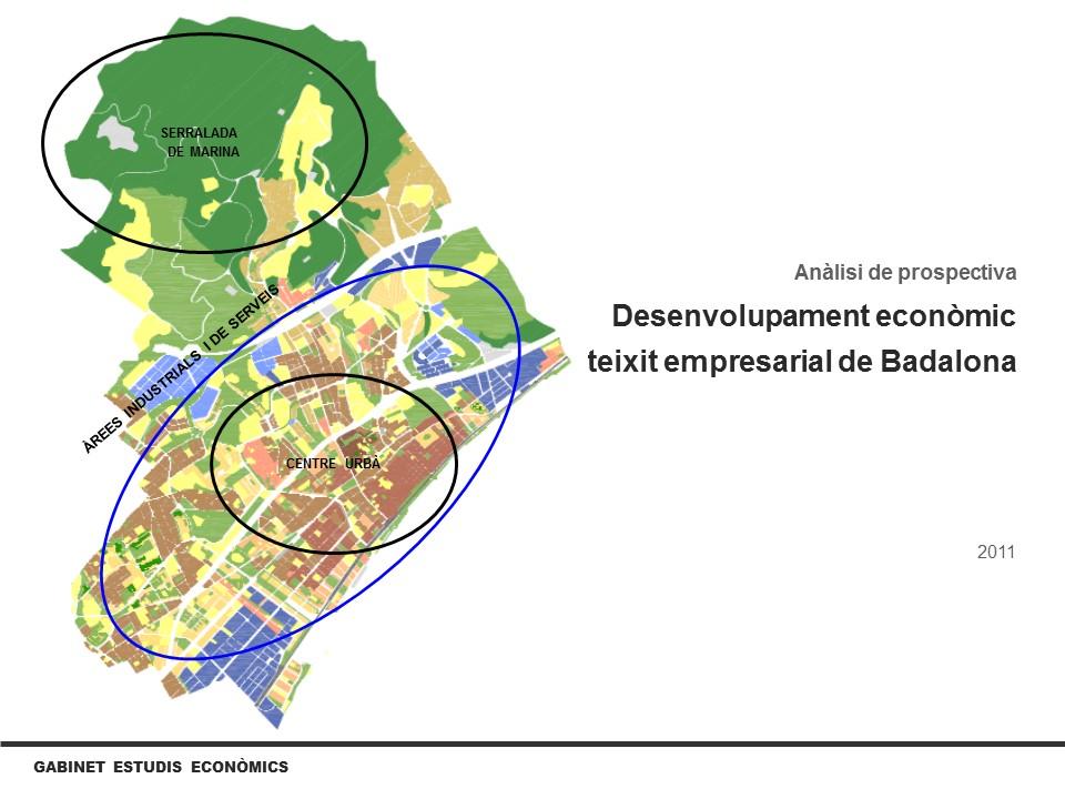 Desenvolupament econòmic del teixit empresarial de Badalona