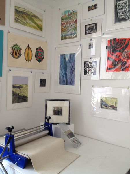 Long Gallery - Prints and Plates