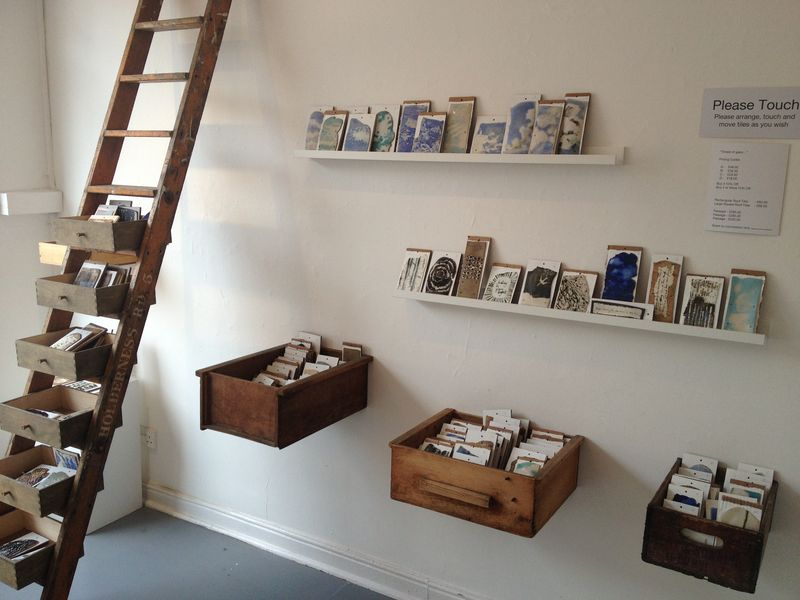 Main Gallery - Tiniest of gaps